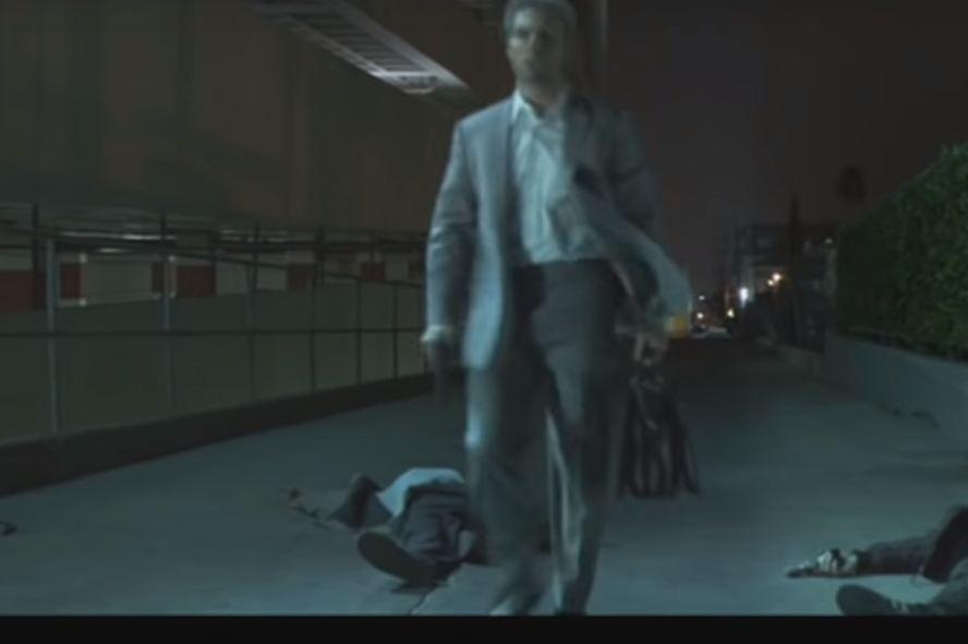 maletín de la película Collateral