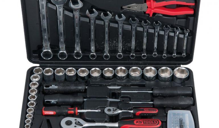 Maletín de herramientas automovil