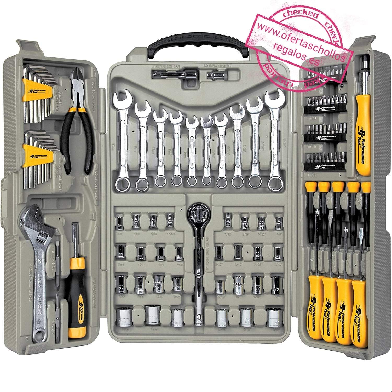 Maletín de herramientas compacto