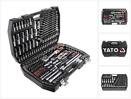 Maletín de herramientas yato
