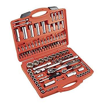 Maletín de herramientas hr alyco 110 piezas