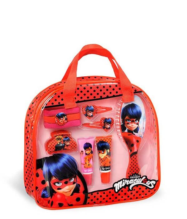 Mejor maletín de maquillaje ladybug