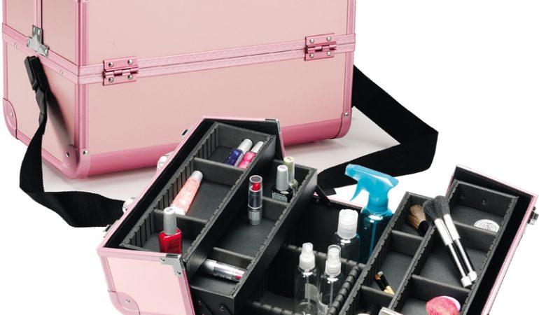 Mejores maletines de maquillaje 6 bandejas