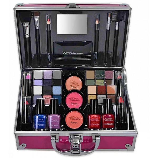 Mejores maletines de maquillaje bon voyage