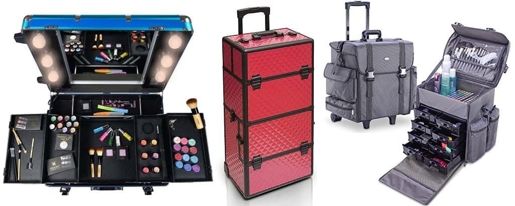 Mejores maletines de maquillaje dorleac