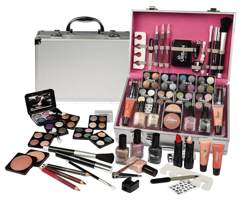Mejores maletines de maquillaje drim