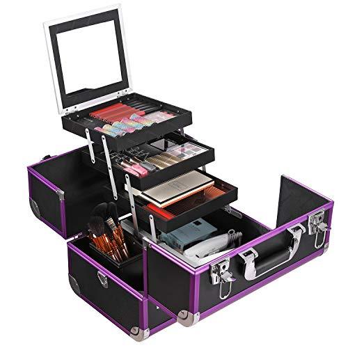Mejores maletines de maquillaje loreal