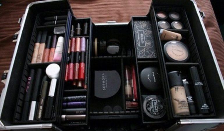 Mejores maletines de maquillaje sephora